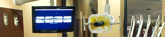 The art of dentistry uses computer technology to make the patient experience seamless and worry-free