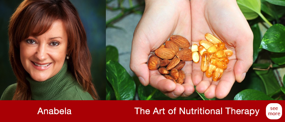 If better nutrition is your goal, Anabela can help you reach it.